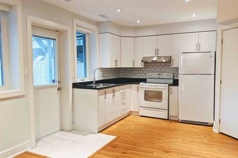 Townhouse for rent at 42 Myrtle (lower Level) Ave Toronto Ontario - MLS: E4682052