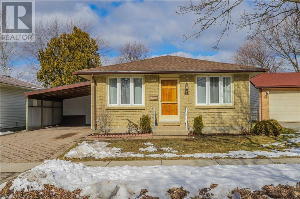 House for sale at 42 Nicholas Cres London Ontario - MLS: 245306