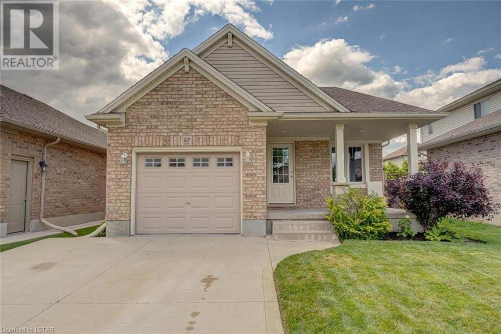 House for sale at 42 Pine Valley Dr St. Thomas Ontario - MLS: 279999