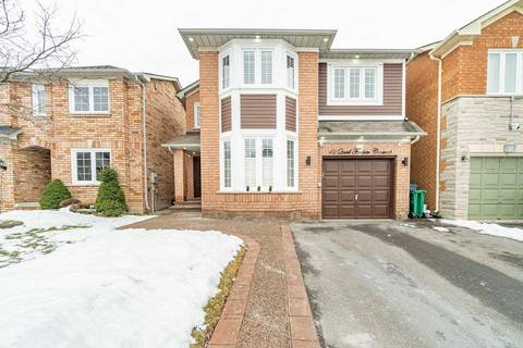 House for sale at 42 Quail Feather Cres Brampton Ontario - MLS: W4701148
