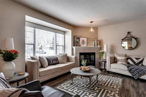Townhouse for sale at 42 Quentin Pl Southwest Calgary Alberta - MLS: C4285630
