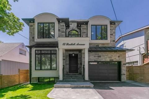 House for sale at 42 Radlett Ave Toronto Ontario - MLS: W4568893