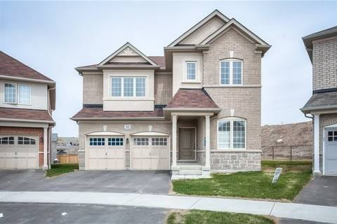 House for rent at 42 Raithby Cres Ajax Ontario - MLS: E4642758