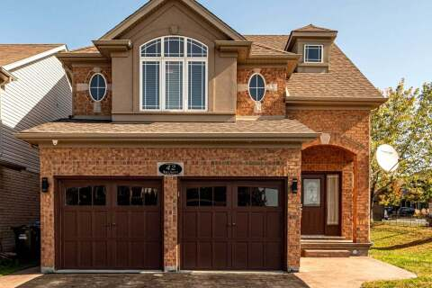 House for sale at 42 Ray Cres Guelph Ontario - MLS: X4933314