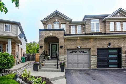 Townhouse for sale at 42 Red Plant Cres Brampton Ontario - MLS: W4476497