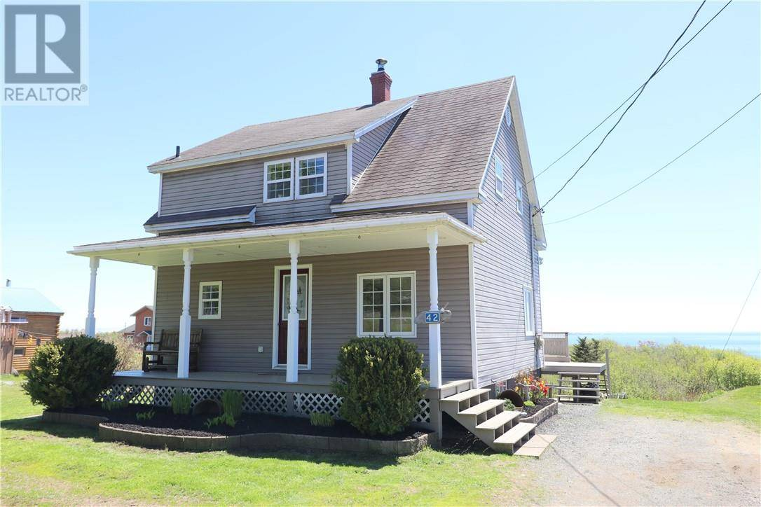 House for sale at 42 Red Point Rd Grand Manan New Brunswick - MLS: NB016637