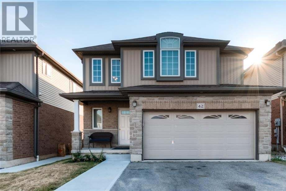 House for sale at 42 Robert Simone Wy Ayr Ontario - MLS: 30821066