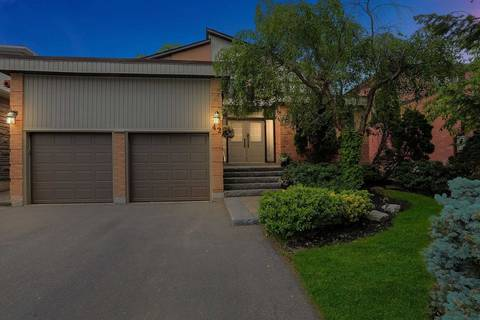 House for sale at 42 Robinwood Tr Vaughan Ontario - MLS: N4494080