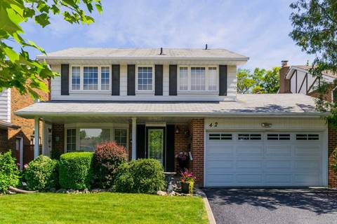 House for sale at 42 Roundwood Ct Toronto Ontario - MLS: E4504221