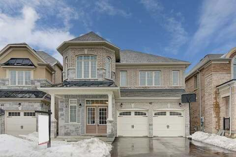 House for sale at 42 Russell Creek Dr Brampton Ontario - MLS: W4762781