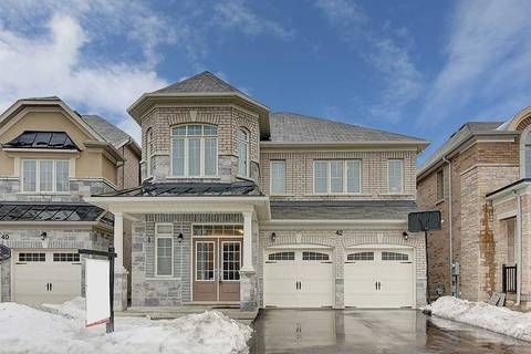 House for sale at 42 Russell Creek Dr Brampton Ontario - MLS: W4709570