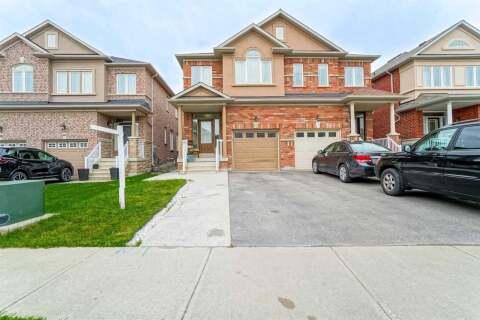 Townhouse for sale at 42 Saint Grace Ct Brampton Ontario - MLS: W4779839