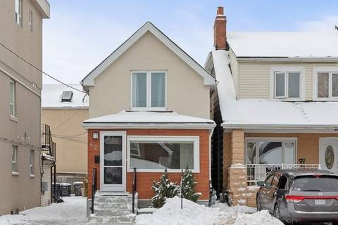 House for sale at 42 Scarlett Rd Toronto Ontario - MLS: W4672806