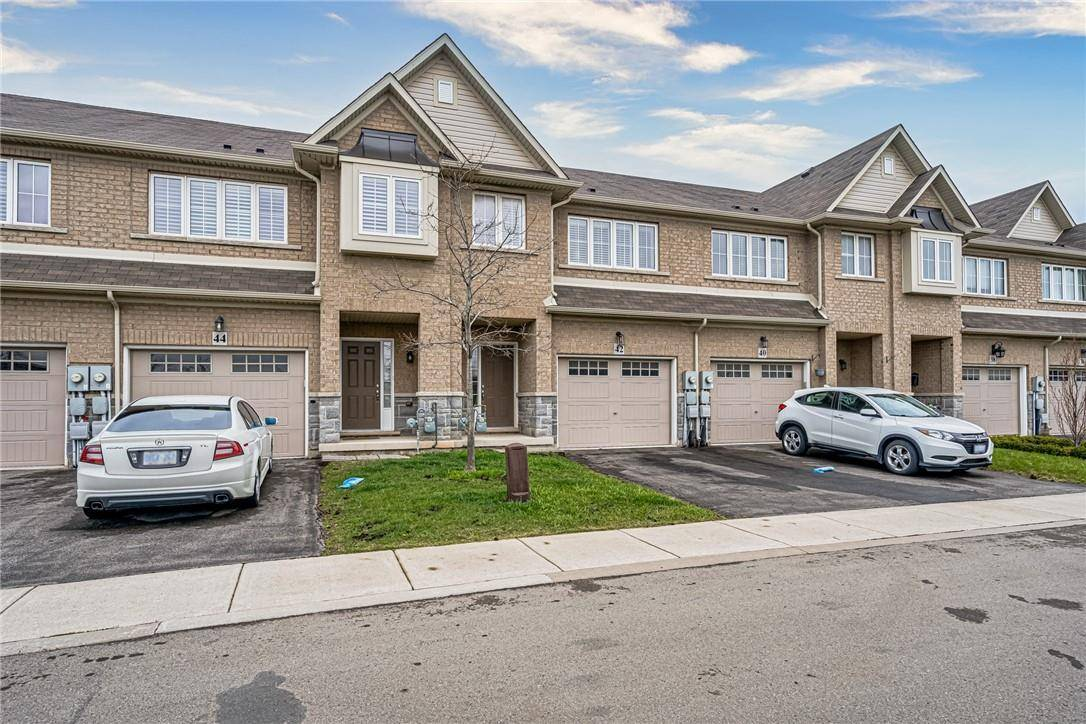 Townhouse for sale at 42 Serena Cres Stoney Creek Ontario - MLS: H4077502