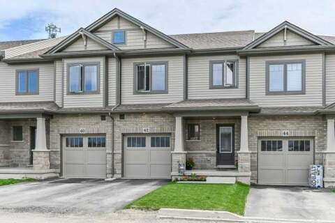Townhouse for sale at 42 Severino Circ Lincoln Ontario - MLS: X4769921