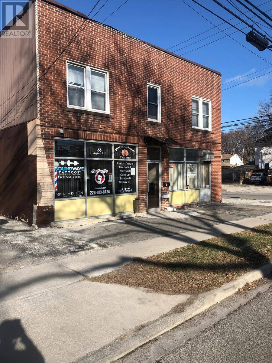 Commercial property for lease at 42 Shepherd St East Windsor Ontario - MLS: 19029485