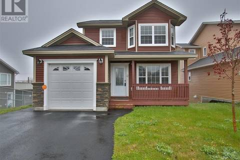 House for sale at 42 Simcoe Dr Mount Pearl Newfoundland - MLS: 1197020