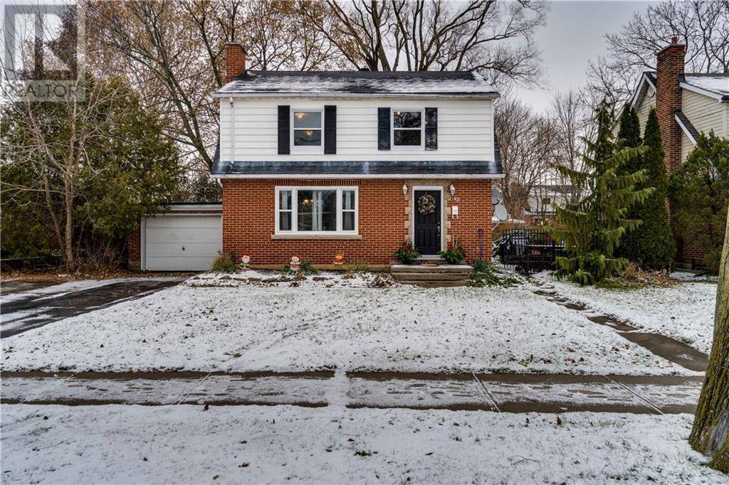 House for sale at 42 Springfield Dr Brantford Ontario - MLS: 30780727