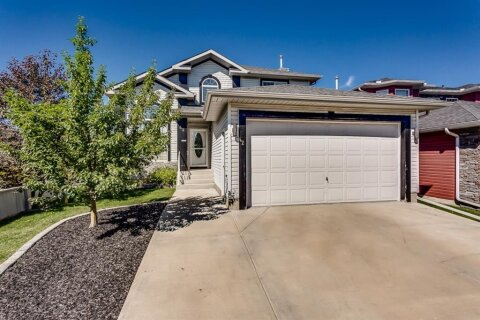 House for sale at 42 Thornleigh  Wy SE Airdrie Alberta - MLS: A1018359