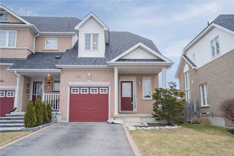 Townhouse for sale at 42 Treen Cres Whitby Ontario - MLS: E4732965