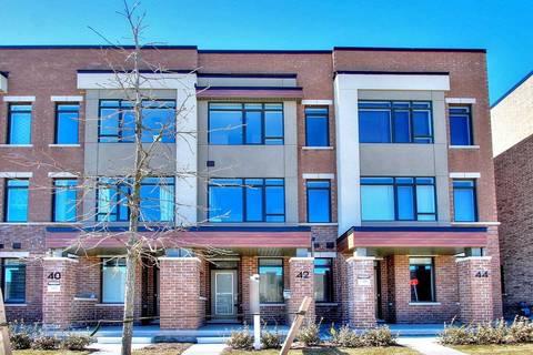 Townhouse for sale at 42 Troon Ave Vaughan Ontario - MLS: N4393823