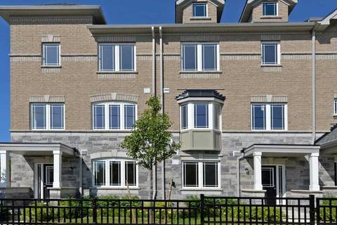 Townhouse for sale at 42 Waterstone Wy Whitby Ontario - MLS: E4649327