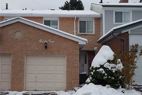 Townhouse for sale at 42 West Borough St Markham Ontario - MLS: N4634760