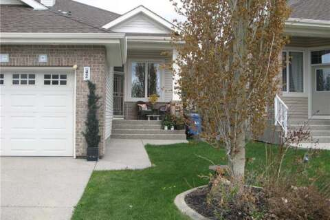 Townhouse for sale at 42 West Jensen Pl SW Calgary Alberta - MLS: A1017371