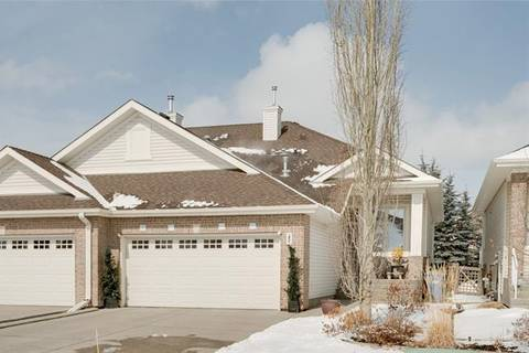 Townhouse for sale at 42 West Jensen Pl Southwest Calgary Alberta - MLS: C4292754
