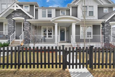 Townhouse for sale at 42 Williamstown Gr Northwest Airdrie Alberta - MLS: C4295616