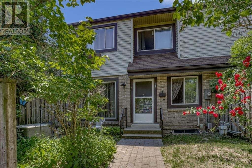 Townhouse for sale at 42 Wilsonview Ave Guelph Ontario - MLS: 30819747