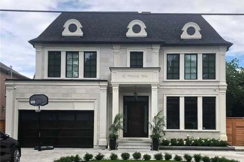 House for sale at 42 Winlock Pk Toronto Ontario - MLS: C4829967