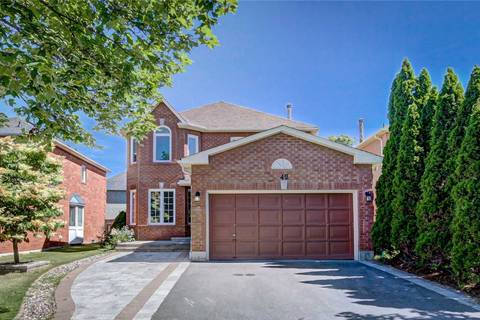 House for sale at 42 Winterberry Dr Whitby Ontario - MLS: E4593715
