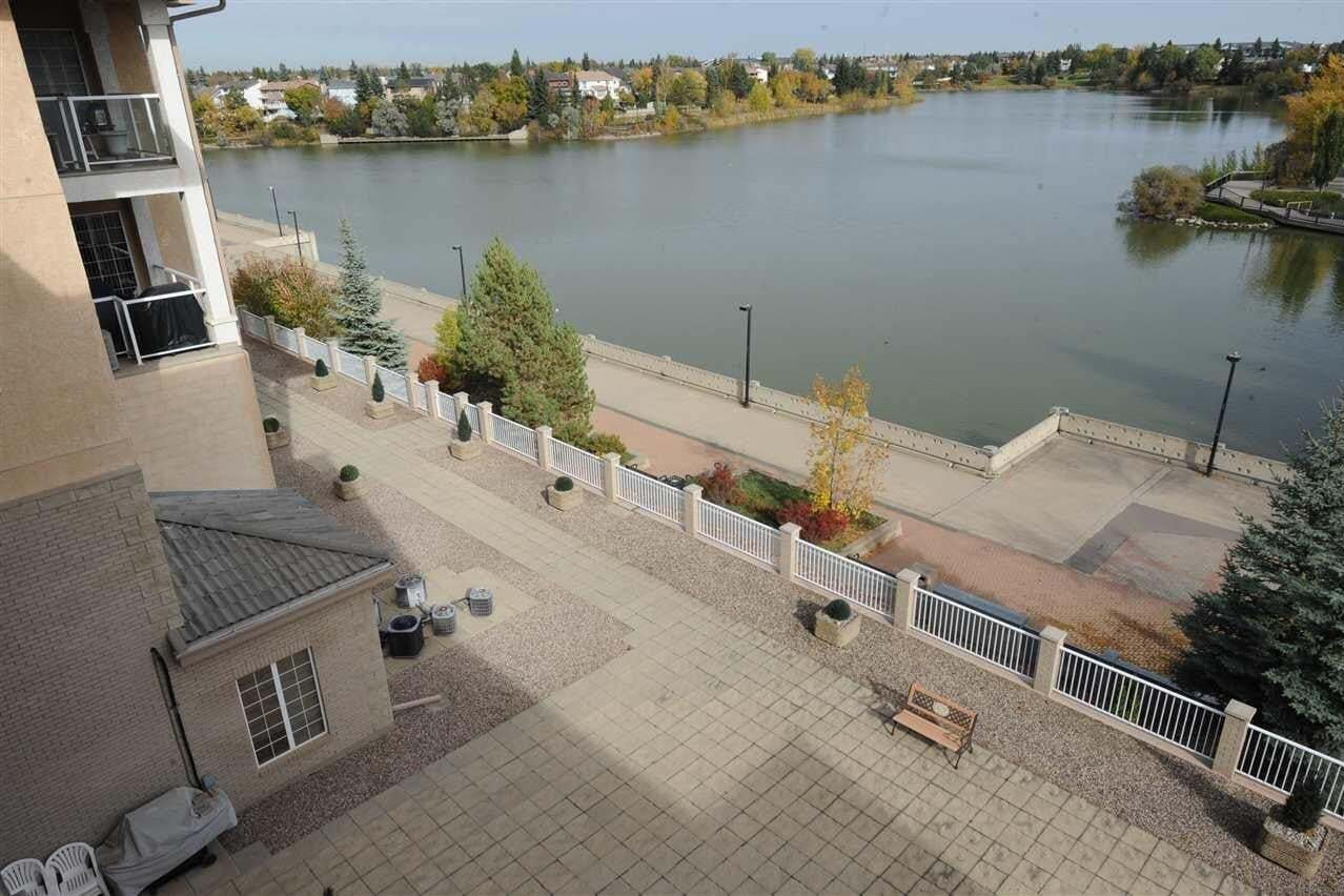 Condo for sale at 11260 153 Av NW Unit 420 Edmonton Alberta - MLS: E4176028