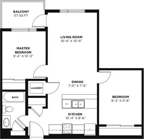 Condo for sale at 19621 40 St Southeast Unit 420 Calgary Alberta - MLS: C4238171