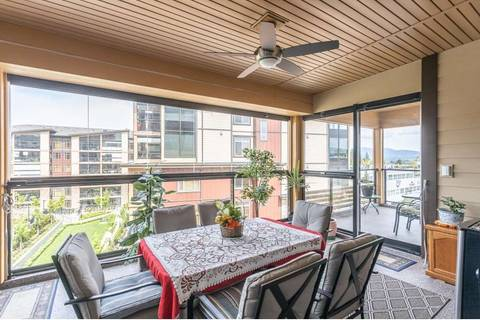 Condo for sale at 2860 Trethewey St Unit 420 Abbotsford British Columbia - MLS: R2452143