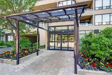Condo for sale at 32 Clarissa Dr Unit 420 Richmond Hill Ontario - MLS: N4690720