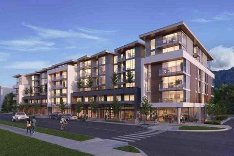 Condo for sale at 37881 Cleveland Ave Unit 420 Squamish British Columbia - MLS: R2417808