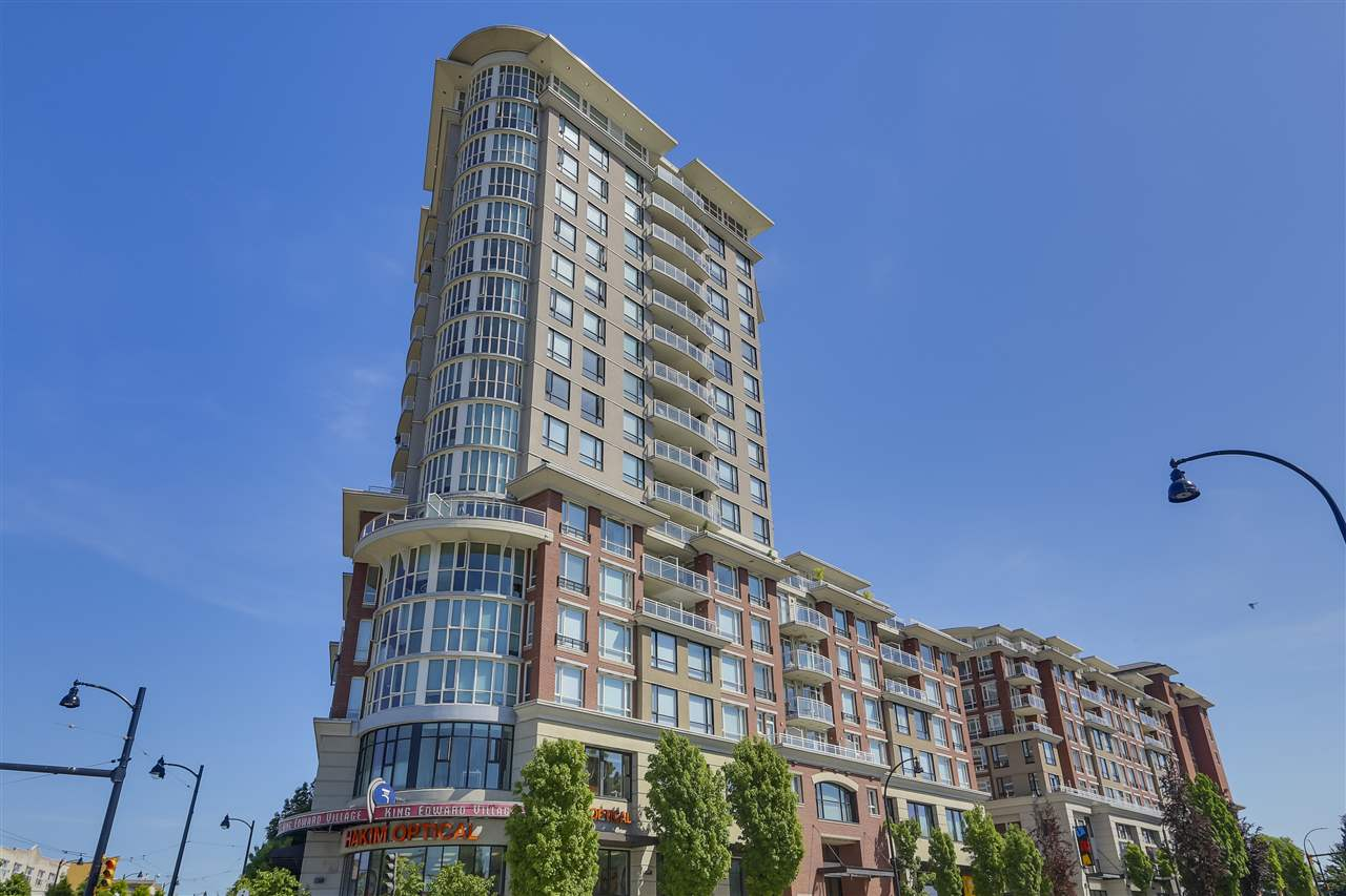 Sold: 420 - 4028 Knight Street, Vancouver, BC