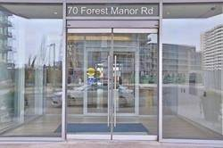 Apartment for rent at 70 Forest Manor Rd Unit 420 Toronto Ontario - MLS: C4695668