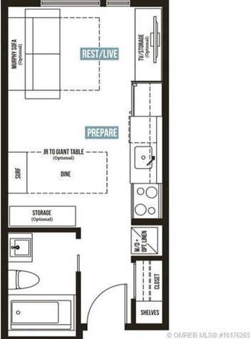 Condo for sale at 925 Leon Ave Unit 420 Kelowna British Columbia - MLS: 10176265