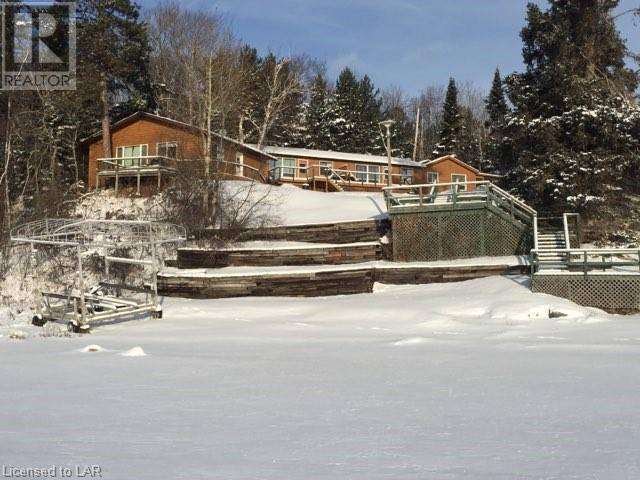 Residential property for sale at 420 Big Stone Bay Rd Kenora Ontario - MLS: 245500
