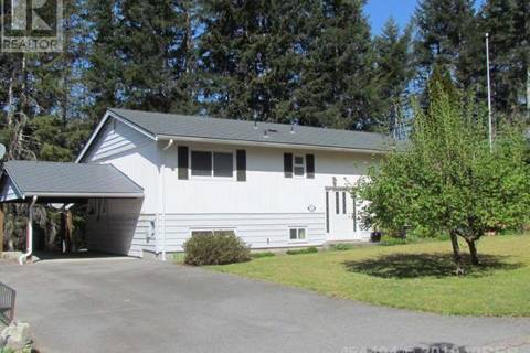 House for sale at 420 Chamiss Cres Gold River British Columbia - MLS: 454494