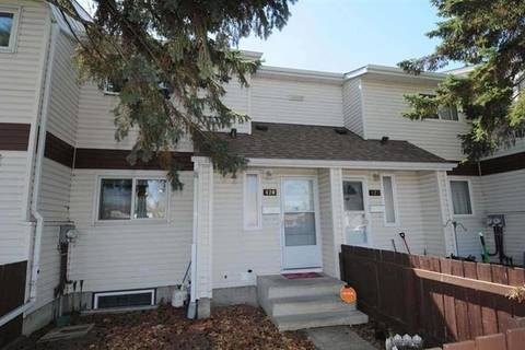 Townhouse for sale at 420 Clareview Rd Nw Edmonton Alberta - MLS: E4156941