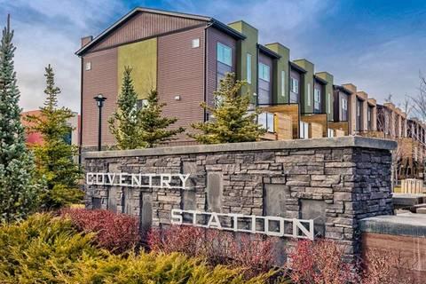 Townhouse for sale at 420 Covecreek Circ Northeast Calgary Alberta - MLS: C4286338