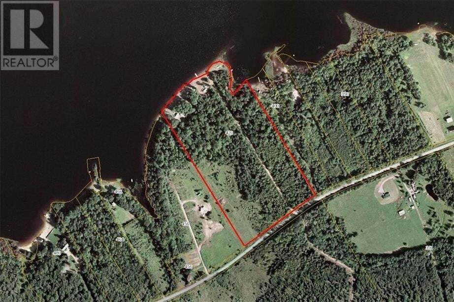 Residential property for sale at 420 Cumberland Point Rd Cumberland Bay New Brunswick - MLS: NB044148