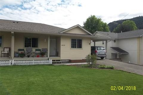 Townhouse for sale at 420 Fifth Ave Midway British Columbia - MLS: 2436814