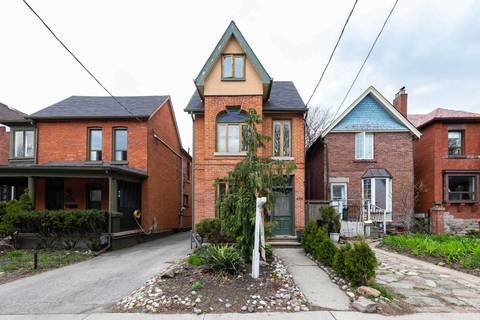 Townhouse for sale at 420 Quebec Ave Toronto Ontario - MLS: W4573194