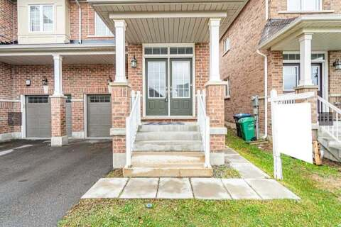 Townhouse for rent at 420 Queen Mary Dr Brampton Ontario - MLS: W4816248