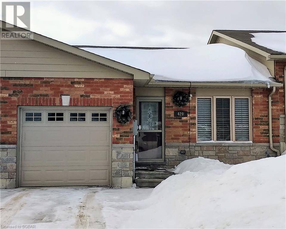 Townhouse for sale at 420 Shewfelt Cres Midland Ontario - MLS: 245655